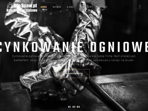 Spawanie aluminium Warszawa
