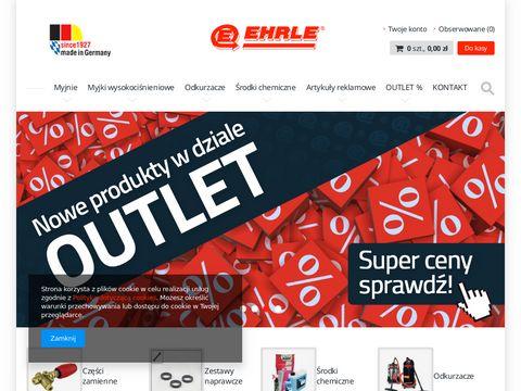 Ehrle.sklep.pl myjnie