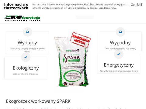 Ekogroszek Spark