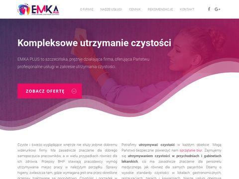 Emka Plus sprzątanie Szczecin