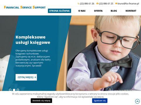 Fss-finanse.pl biura rachunkowe