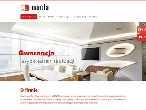 Fronty-manta.pl