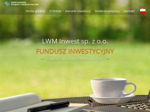 Lwm Inwest program oszczędnościowy