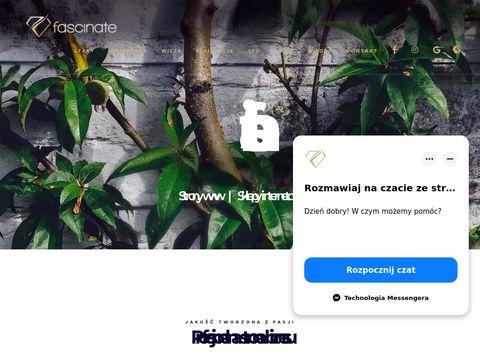 Fascinate.pl - obrączki ślubne