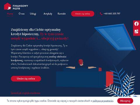 Piotr Witecki kredyt mdm Gdańsk