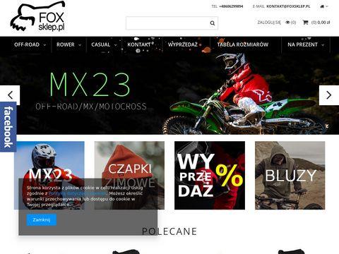 Foxsklep.pl spodnie