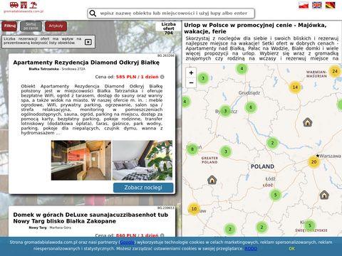 Gromadabialawoda.com.pl
