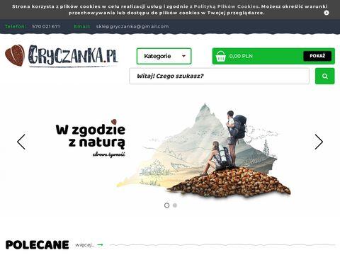 Gryczanka.pl sklep z żywnością
