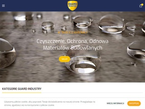 Guardindustry.pl mokry kamień