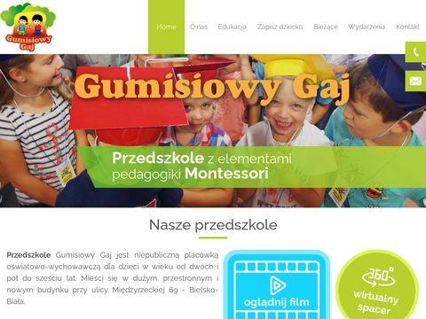 Przedszkole Gumisiowy Gaj