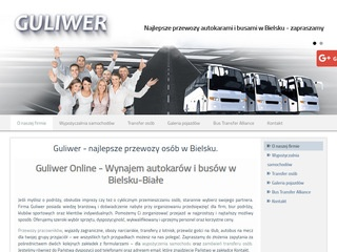 Guliwer wynajem autobusów