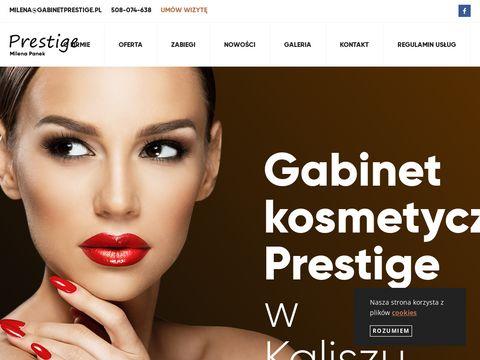 Gabinetprestige.pl przedłużanie