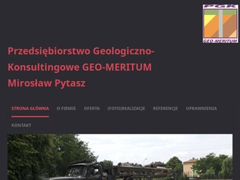 Geo-Meritum badania geologiczne