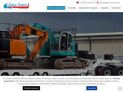 Geo-trans.com.pl