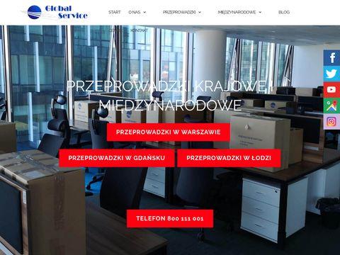 Globalservice-przeprowadzki.pl