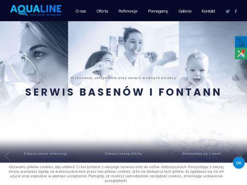 Aqualine.com.pl