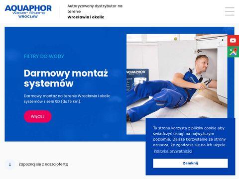 Aquaphorwroclaw.pl