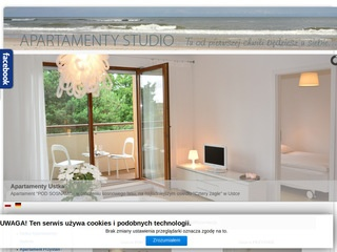 Studio - apartamenty Ustka