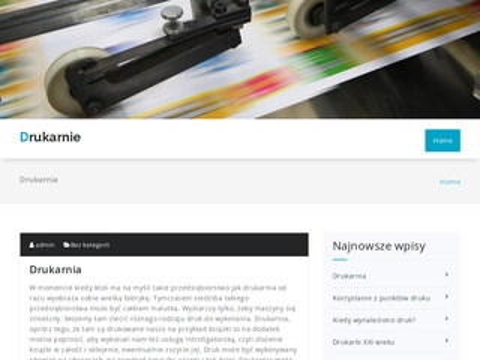 Aplauzprint drukarnia Bielsko