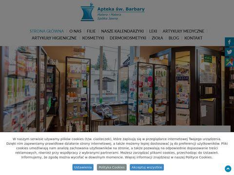 Apteka św. Barbary apteka Knurów