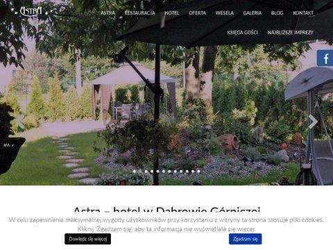 Astra.media.pl hotel Dąbrowa