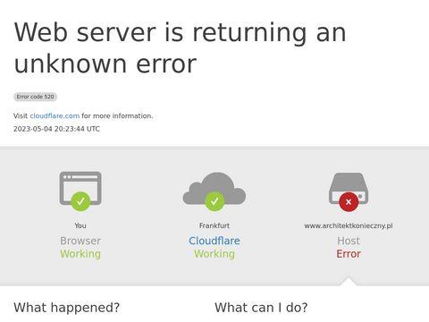 Architektkonieczny.pl