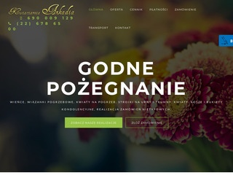 Arkadia-kwiatynapogrzeb.pl