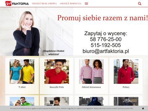 Odzież robocza i reklamowa