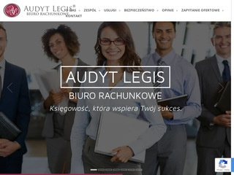 Biuro rachunkowe Audyt Legis