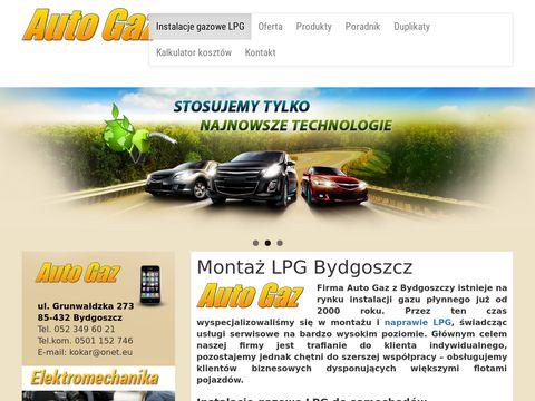 Auto gaz Bydgoszcz
