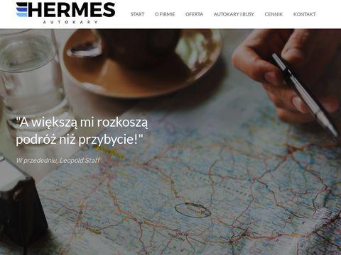 Autokaryhermes.pl przewozy