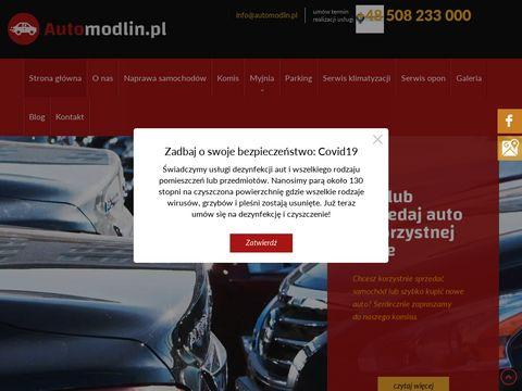 Automodlin.pl