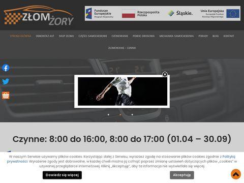 Autozlomzory.pl części