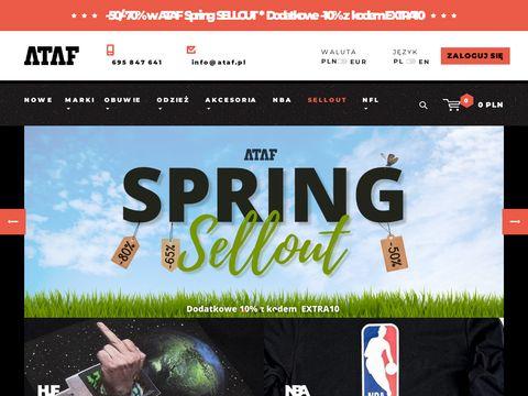 Ataf - odzież i obuwie sportowe