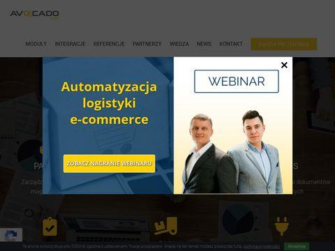 Avocadosoft.pl - magazyn i wysyłki