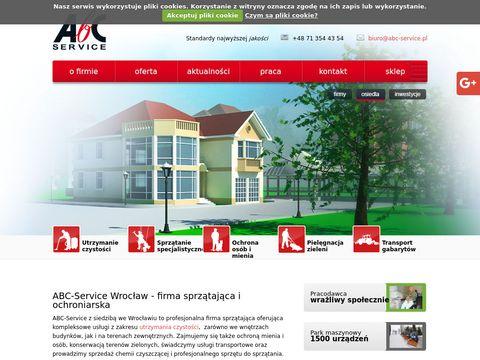 ABC-Service ochrona Zielona Góra