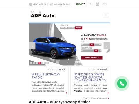 Adf Auto alfa romeo Wrocław