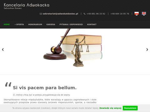 Adwokat w Gorlicach