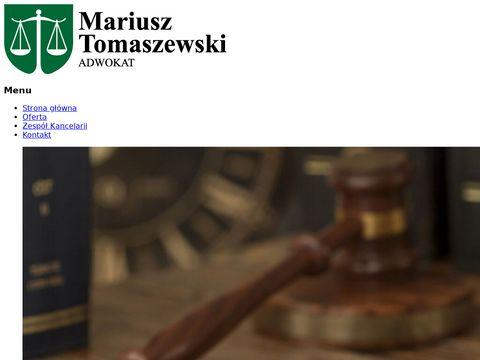 Adwokattomaszewski.pl