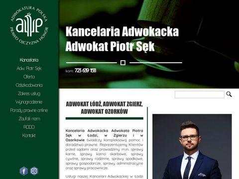 Adwokat Łódź, Zgierz