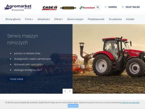 Agromarket ciągniki rolnicze