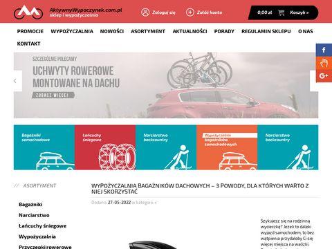 Aktywnywypoczynek.com.pl