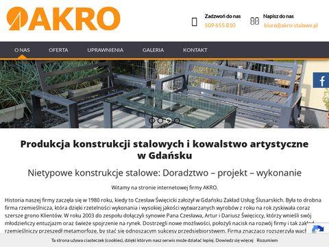 Akro-stalowe.pl