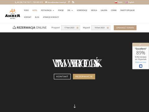 Amber Trójmiasto hotele spa