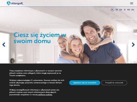 Allergoff.pl - kaszel alergiczny
