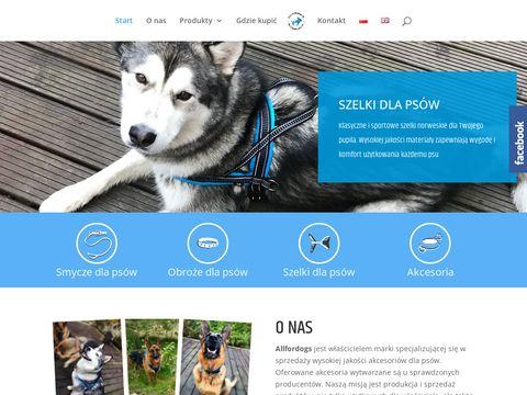 Allfordogs.pl akcesoria dla psów