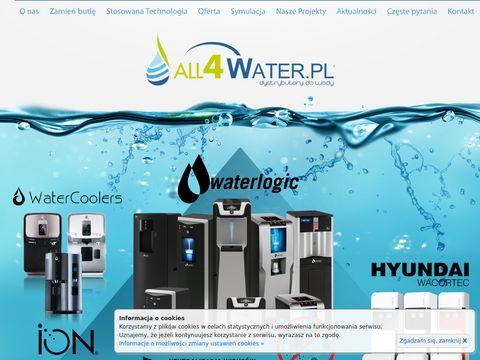 Dystrybutory wody