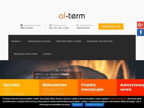 Al-term.pl kotły Chełm
