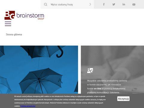 Brainstorm.biz.pl - gry symulacyjne