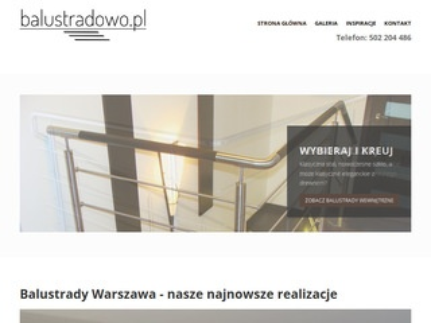 Balustradowo.pl